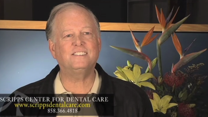 Steve was impressed by Dr. John Weston's professionalism. San Diego based dentist, Dr. Weston took the time to carefully evaluate Steve's problems and put together a plan to take care of the issues. For Steve, coming to our La Jolla dental office is amazingly convenient since he can have all of his dental problems solved at the same place.