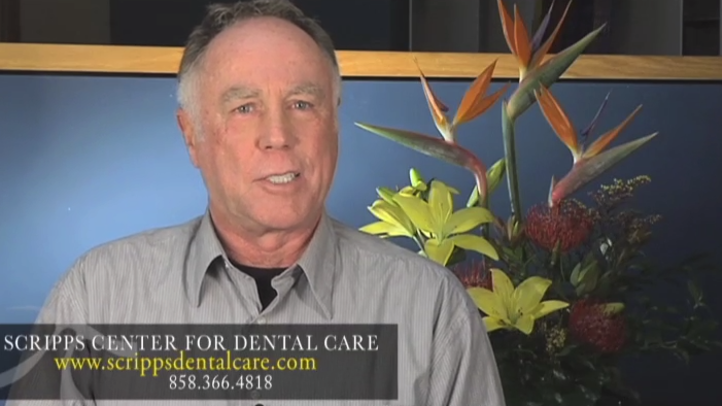Warren has been a patient of the Scripps Center for Dental Care in La Jolla, CA since 1988. Warren's had much dental work done at our San Diego office, from dental fillings and crowns to dental surgery and cosmetic dentistry.