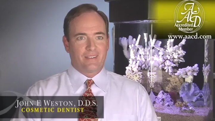 Our La Jolla, CA cosmetic dentist Dr. John F. Weston is proud to be an accredited fellow of the American Academy of Cosmetic Dentistry (AACD). AACD is the largest non-profit association of cosmetic dental professionals in the world.