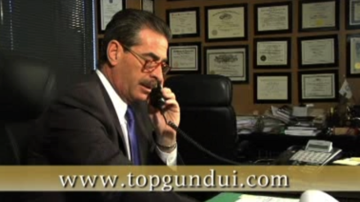 At the Law Offices of Top Gun DUI Defense Attorney® Myles L. Berman®, we specialize in handling DUI cases.