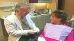 Dental Implants and Fillings Patient Edmonton