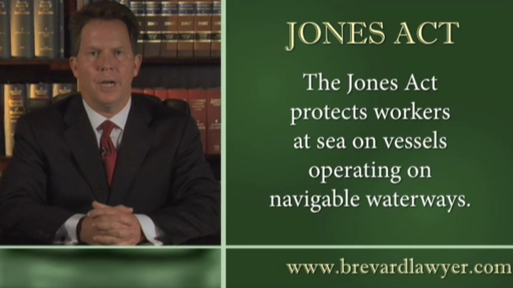 In this clip, Florida maritime lawyer Mr. Charpentier explains maritime law and the Jones Act. Maritime is primarily a federal law that is dictated through the government. If you or someone you know has been injured in a boating-related incident in Central Florida, contact a maritime lawyer from Charpentier Law Firm, P.A. today.