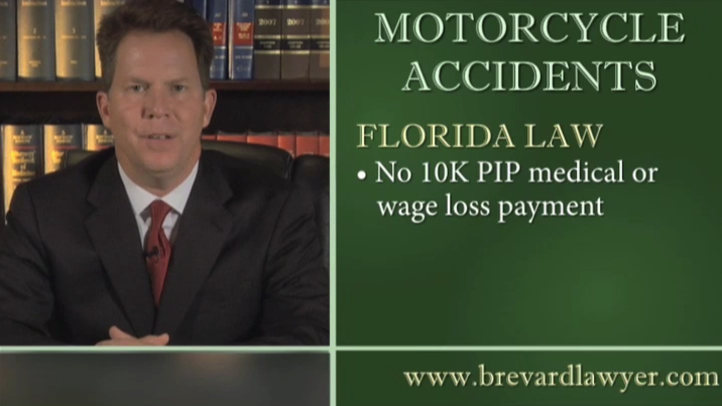 The motorcycle accident attorney at the Central Florida law firm in Melbourne, Titusville and Cocoa, has extensive experience not only dealing with motorcycle accident cases but also as avid motorcycle riders.
