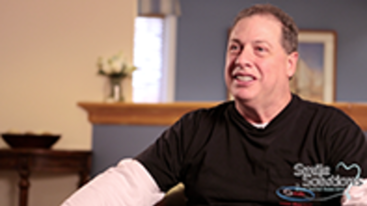 A testimonial from long-time cosmetic dentistry patient of Smile Solutions, Don.