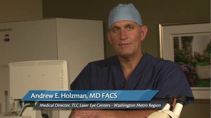 Laser eye surgery risks are uncommon, especially because Dr. Andrew Holzman's TLC Eye Care Centers in Virginia, Maryland, and Washington D.C. have strict patient screenings. About 20% of the patients are turned away for their safety because they do not fit the criteria for the procedure.