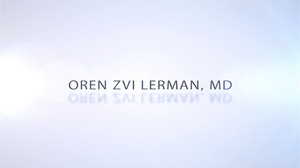 Meet Dr. Oren Lerman