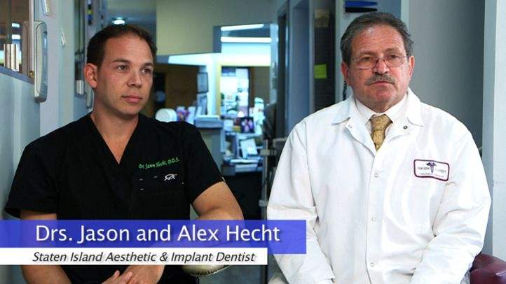 Dr. Alex Hecht is a restorative and cosmetic dentist who has been practicing more than 30 years. After exploring aesthetic dentistry techniques, Dr. Hecht became interest into dental implants. He was at the forefront of restorative technology including a CAT Scan. He works with his son, Dr. Jason Hecht.