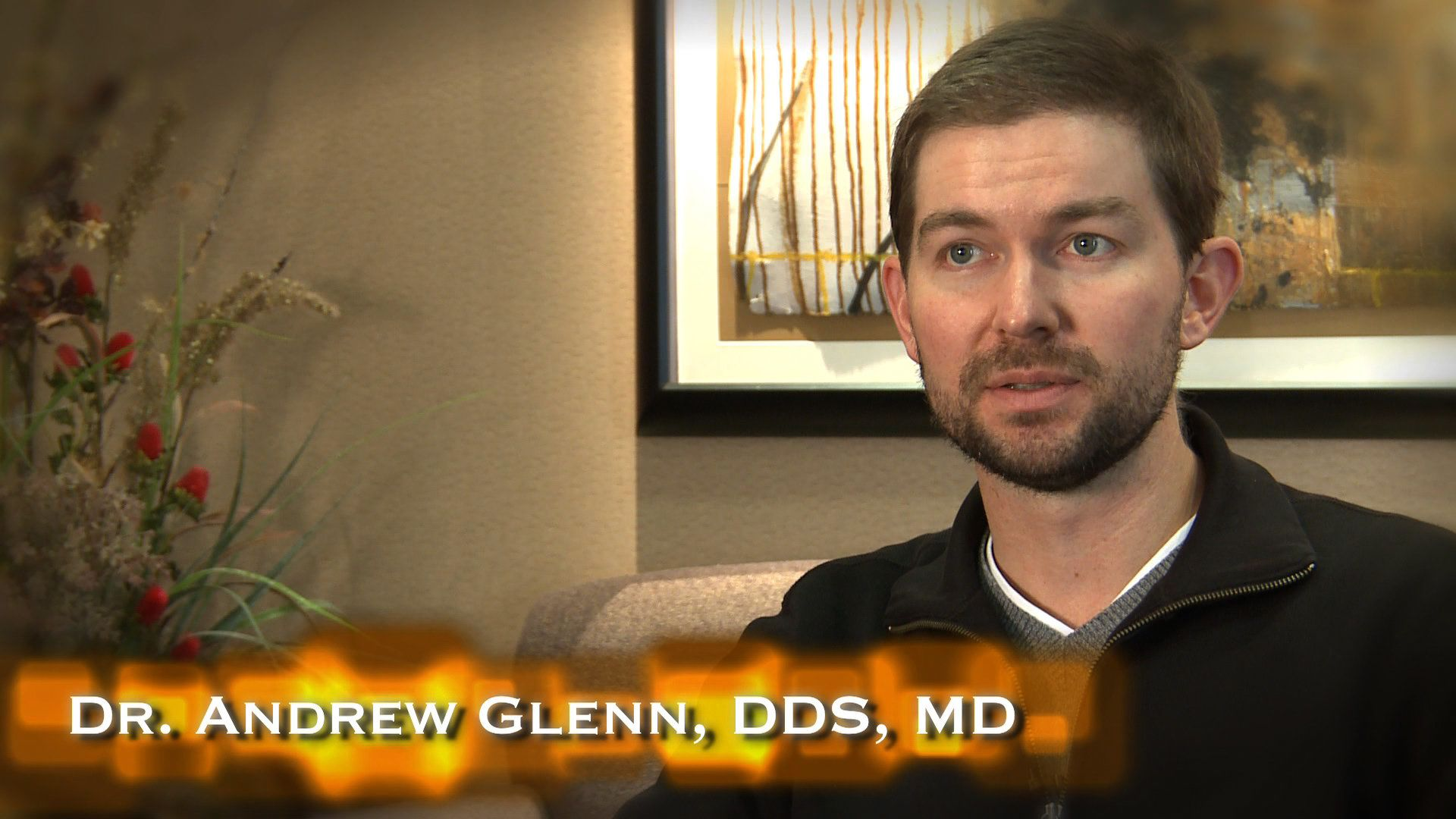 About Dr. Andrew Glenn