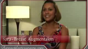 San Antonio Belly Button Breast Augmentation Testimonial