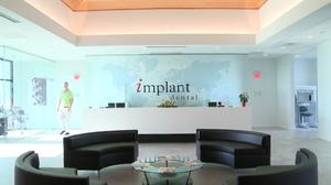 Dr. Kline Places Implants Monday - Wednesday