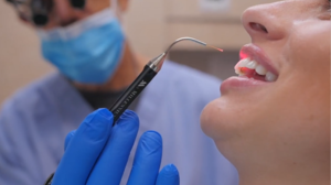 Dental Lasers Safely Kill Bacteria